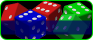 Multicolored Dice